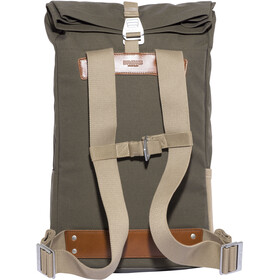 Brooks Hackney Backpack 24-30l green fleck/honey